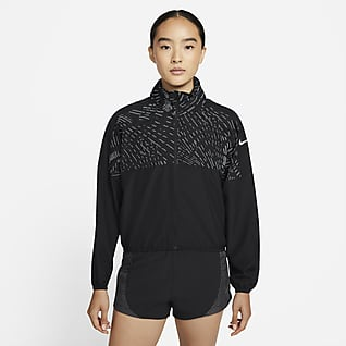 Nike Dri-FIT Run Division Women's Reflective Running Jacket