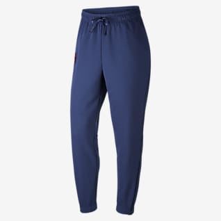 Anglie Dámské fotbalové kalhoty z pleteniny