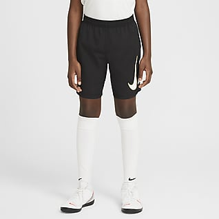 Nike Dri-FIT Academy 大童印花足球短裤