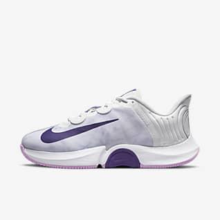 NikeCourt Air Zoom GP Turbo Tennissko för hårt underlag för kvinnor