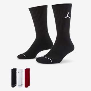 Jordan Everyday Max Unisex κάλτσες μεσαίου ύψους (τρία ζευγάρια)