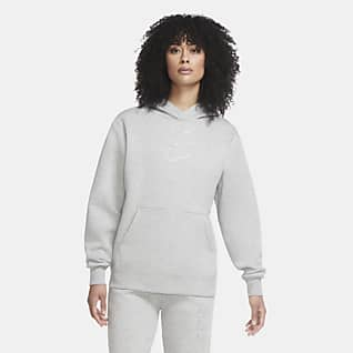 Nike Sportswear Hettegenser med strass til dame