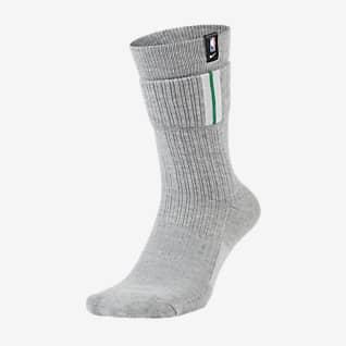 Boston Celtics Courtside Nike NBA Crew Socks