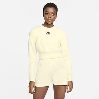 Nike Air Damen-Rundhalsshirt