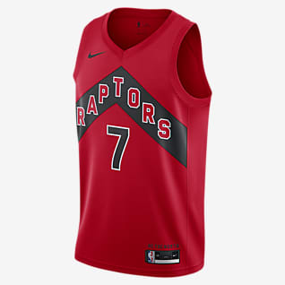 Kyle Lowry Raptors Icon Edition 2020 Maillot Nike NBA Swingman