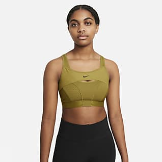 Nike Alpha UltraBreathe Bra deportivo de sujeción alta para mujer