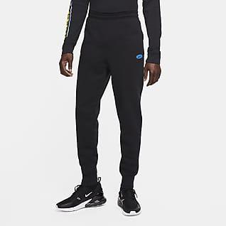 Inter Milan Men's Fleece Football Trousers