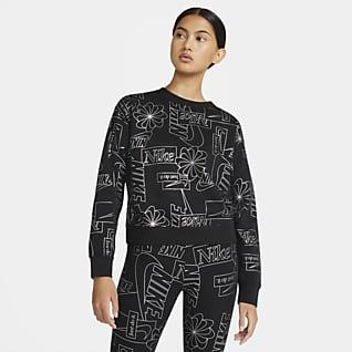 Nike Sportswear Icon Clash เสื้อฟลีซผู้หญิง