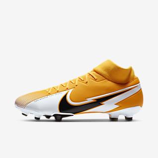 Nike Mercurial Superfly 7 Academy MG รองเท้าสตั๊ดฟุตบอลสำหรับพื้นหลายประเภท