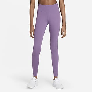 Nike One Luxe Damskie legginsy ze średnim stanem