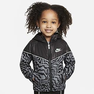 Nike Sportswear Windrunner Chamarra con cierre completo para bebé