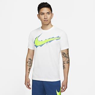 Nike Dri-FIT Sport Clash 男款標誌訓練 T 恤