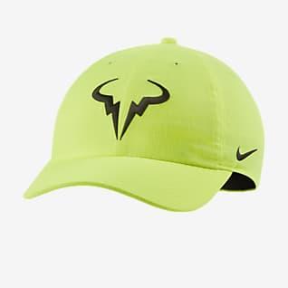 NikeCourt AeroBill Rafa Heritage86 Czapka tenisowa