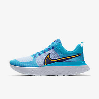 Nike React Infinity Run Flyknit 2 By You Calzado de running en carretera para hombre