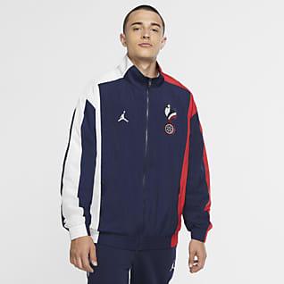 France Air Jordan Men's Tracksuit Jacket