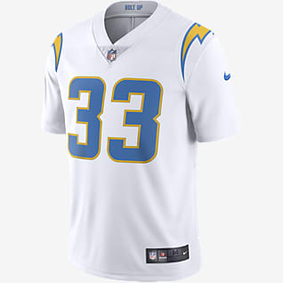 NFL Los Angeles Chargers Nike Vapor Untouchable (Derwin James) Men's Limited Football Jersey