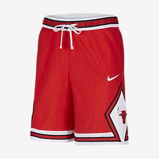 Chicago Bulls Courtside Heritage Men's Nike NBA Shorts