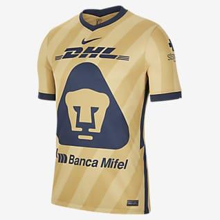 Terceiro equipamento Stadium Pumas UNAM 2020/21 Camisola de futebol para homem