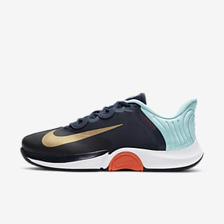 NikeCourt Air Zoom GP Turbo Мужская теннисная обувь для игры на кортах с твердым покрытием