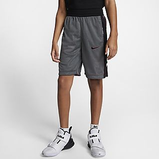 Nike Elite Big Kids' (Boys') Reversible Basketball Shorts