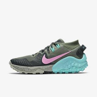 Nike Wildhorse 6 Trailrunningschoen voor dames