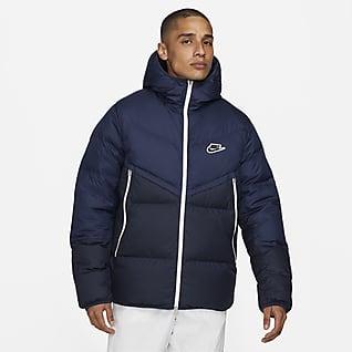 Nike Sportswear Down-Fill Windrunner Pánská bunda
