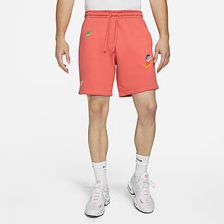 Nike Sportswear Essentials+ Fransız Havlu Kumaşı Erkek Şortu