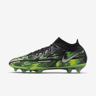 Nike Phantom GT2 Elite Dynamic Fit FG รองเท้าสตั๊ดฟุตบอลสำหรับพื้นสนามทั่วไป