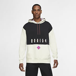 Jordan Jumpman Quai 54 Men's Fleece Sweatshirt