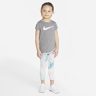 Nike Conjunto de prenda para la parte superior y leggings infantil