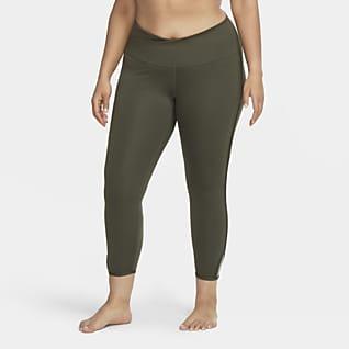 Nike Yoga Women's 7/8 Leggings (Plus Size)