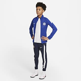 Chelsea F.C. Academy Pro Older Kids' Nike Dri-FIT Football Tracksuit