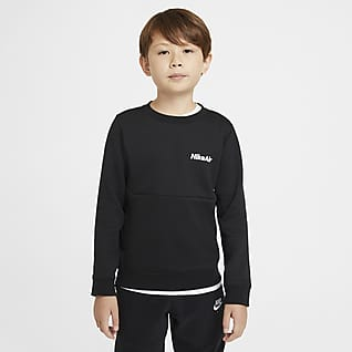 Nike Air Långärmad tröja med rund hals för ungdom (killar)