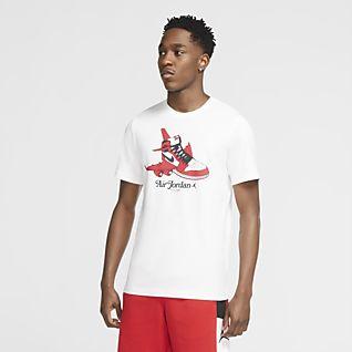 Jordan Brand Men's Short-Sleeve Graphic Crew