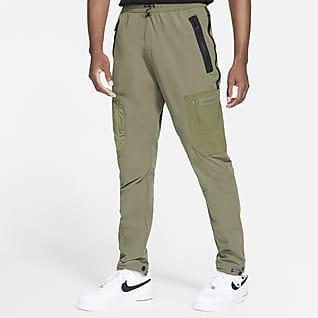 Nike Sportswear Air Max Dokuma Erkek Kargo Eşofman Altı