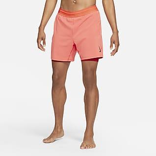Nike Мужские шорты 2-в-1