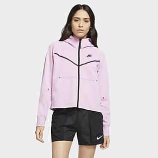 Women S Tech Fleece Clothing Nike Se
