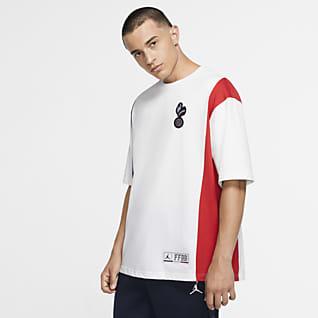 France x Jordan Kısa Kollu Erkek Tişörtü