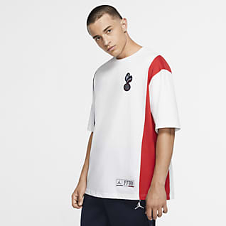 France x Jordan Men's Short-Sleeve T-Shirt
