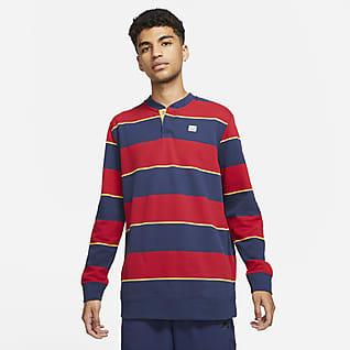 Nike SB Skateboard-Rundhalsshirt