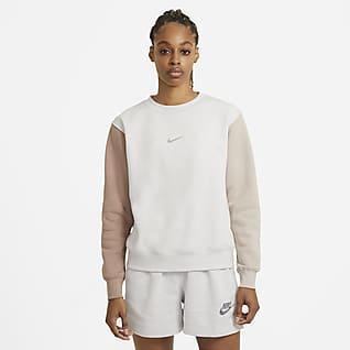 Nike Sportswear Swoosh Damestop met ronde hals