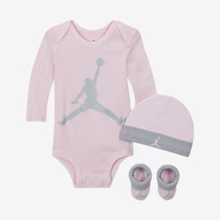 Jordan Ensemble body, bonnet et chaussons pour Bébé