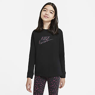 Nike Sportswear T-shirt a manica lunga - Ragazza
