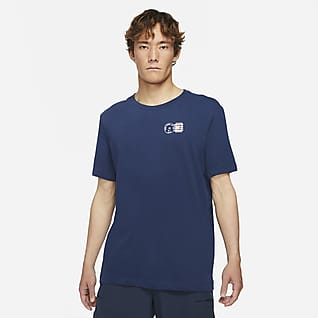 NikeCourt Dri-FIT Tee-shirt de tennis pour Homme