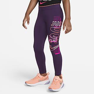 Nike Sportswear Leggings para niños talla pequeña