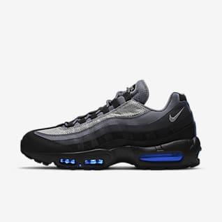 Hommes Noir Air Max 95 Chaussures. Nike FR