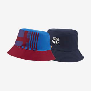 Μπαρτσελόνα Καπέλο bucket διπλής όψης