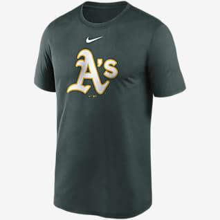 Nike Dri-FIT Logo Legend (MLB Oakland Athletics) Men's T-Shirt