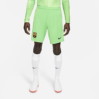 FC Barcelona 2021/22 Stadium Goalkeeper Fotbollsshorts för män