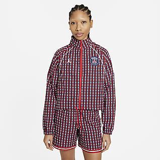 Paris Saint-Germain เสื้อแจ็คเก็ตแบบทอผู้หญิง